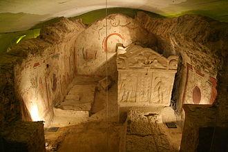 Pécs - Early Christian Necropolis of Pécs (Sopianae)