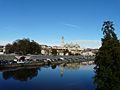Périgueux Isle et cathédrale depuis pont Saint-Georges.JPG