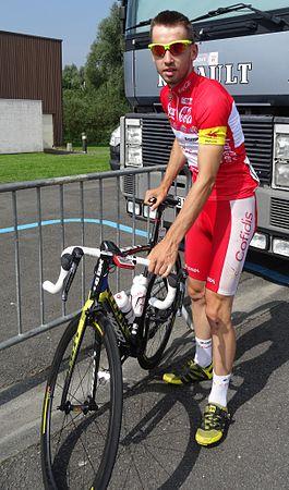 Péronnes-lez-Antoing (Antoing) - Tour de Wallonie, étape 2, 27 juillet 2014, départ (C063).JPG