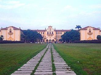 Federal Rural University of Rio de Janeiro - Facade