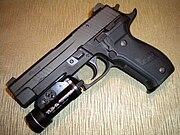 P226 Elite Dark