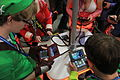 PAX South 2015 - Cosplayers with DS (16351841812).jpg