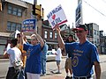 PA Mary Ann Cupples, AFT Local 400 and Bob Muchow, AFT Local 400 (2598225332).jpg