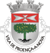 Coat of arms of Proença-a-Nova