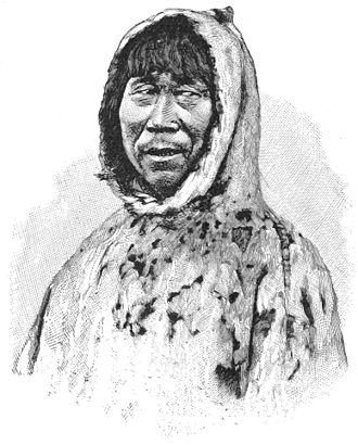 Eskimo - A Greenlandic Inuit man