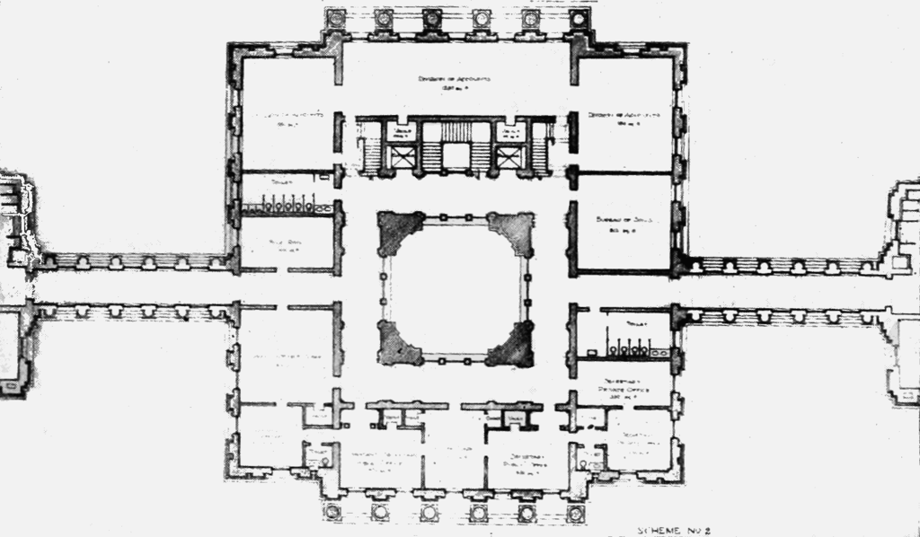 File:PSM V64 D483 Administration building plan of second ...