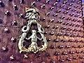 Palazzo Ducale (Genova) particolare maniglioni portone lato piazza matteotti.jpg