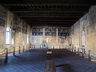 Paintings of the Months in Palazzo Schifanoia