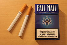 Description de l'image Pall Mall Blue.JPG.