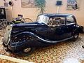 Panhard X77 Dynamique, Saloon at the Musée Automobile de Vendée pic-004.JPG