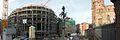 Panorama Baufortschritt ~ Baustelle Aquis Plaza ~ Januar 2015 (2).JPG