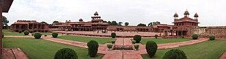1570s in architecture - Fatehpur Sikri