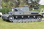 Panzer IV Ausf.F (partial replica?) '416' – Victory Park, Moscow (38592265112).jpg
