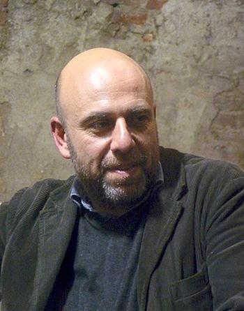 English: Italian film director Paolo Virzì