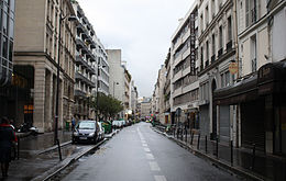 Image illustrative de l'article Rue de Paradis