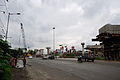 Parama-Park Circus Flyover Under Construction - Parama Island - Kolkata 2012-07-31 0528.JPG