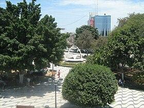 Sullana's Plaza de Armas