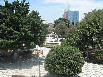Sullana - Image: Parcial de sullana