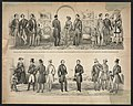 Paris, New York & Philadelphia fashions for spring & summer 1855, published & sold by F. Mahan, No. 186 Chesnut Street, Philadelphia - P.S. Duval & Co's Steam lith. Press, Philada. LCCN2011645602.jpg