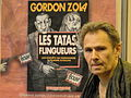 Paris, Salon du Livre 2015 (17) Gordon Zola.JPG