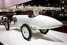 Paris - Retromobile 2013 - Blitzen Benz - 1909 - 005.jpg