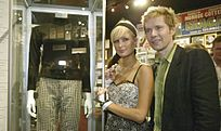 Paris Hilton e Mark Bellinghaus a Hollywood nel 2006