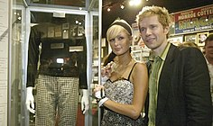 Paris Hilton e Mark Bellinghaus a Hollywood nel 2006