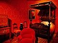 Paris Maison de Victor Hugo Innen Schlafzimmer 2.jpg