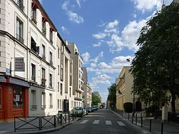 Image illustrative de l'article Rue Haxo