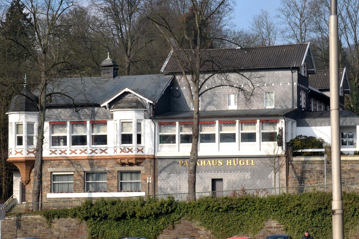 Restaurant Baldeneysee Villa H Ef Bf Bdgel