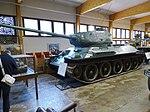 Parola Tank Museum 034 - T34-85 (37853500344).jpg