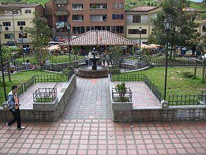 Don Matías - Image: Parque de Donmatías