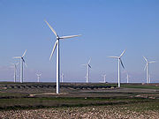 Wind power is of increasing importance in many countries