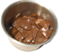 Partially melted chocolate.png