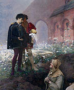 Pascal Adolphe Jean Dagnan-Bouveret - Hamlet and the Gravediggers.jpg