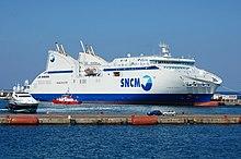 Pascal paoli navire wikip dia - Marseille bastia bateau ...