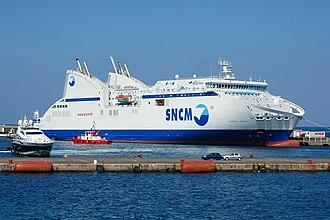 Maritima Ferries - MS Pascal Paoli