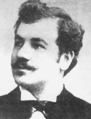 Armen Garo - Armen Garo in his youth