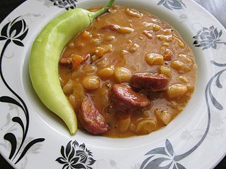 Lika - Stewed beans