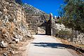 Path upto the Lion Gate, Mycenae (28693130016).jpg
