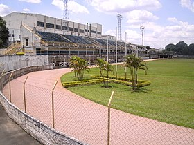 Patinhas esteve aqui - Estadio do Cerecamp 4 - panoramio.jpg