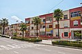 Patos, Albania - Streets and Residential Buildings 2019 07.jpg