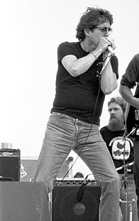 Paul Butterfield American blues singer and harmonica player