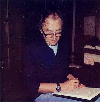 Paul Feyerabend - Image: Paul Feyerabend Berkeley