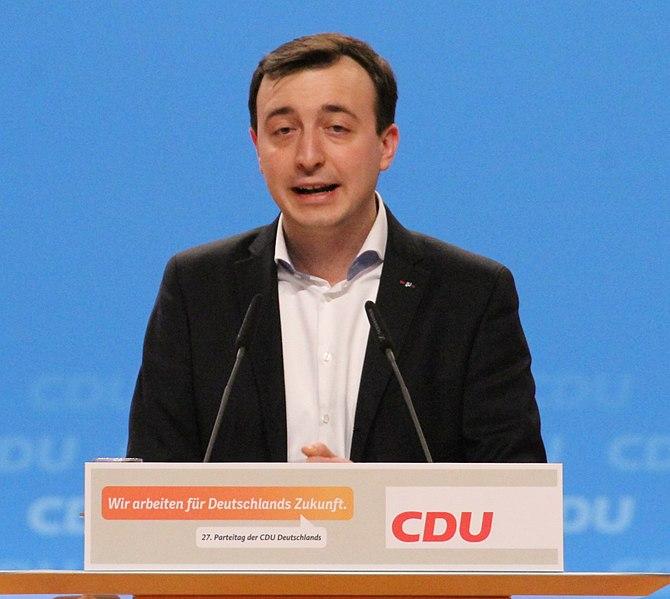 File:Paul Ziemiak CDU Parteitag 2014 by Olaf Kosinsky-5.jpg
