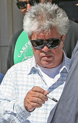 Pedro Almodóvar - Almodóvar at the 2006 Toronto International Film Festival