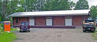 Peekskill Freight Depot United States historic place