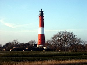 Pellworm - Pellworm Lighthouse