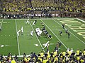 Penn State vs. Michigan football 2014 14 (Penn State on offense).jpg