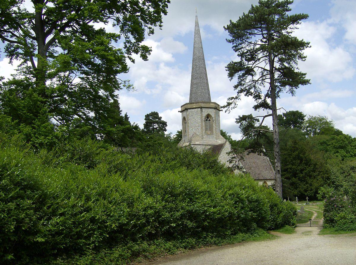 Penn, Buckinghamshire - Wikipedia